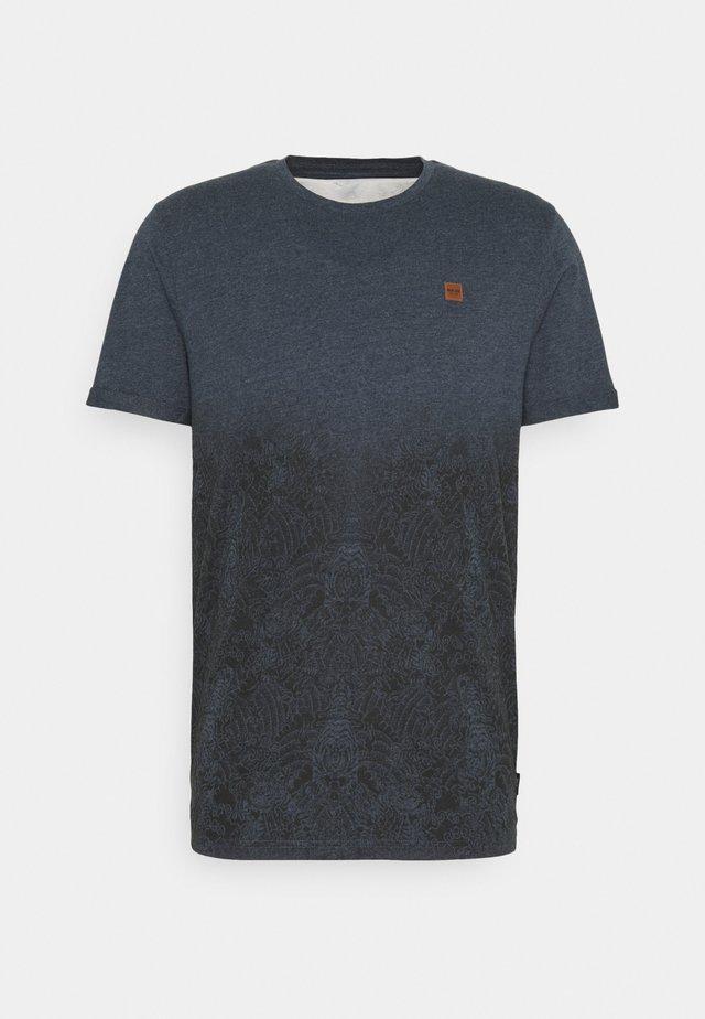 DAY JAPAN - Print T-shirt - navy mix