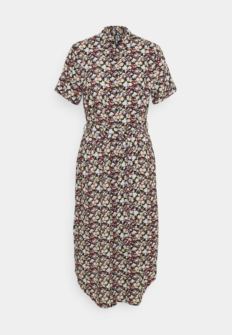 Pieces - PCCECILIE DRESS - Sukienka koszulowa - plein air