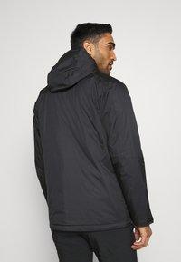 Columbia - VALLEY POINTJACKET - Ski jacket - black - 2