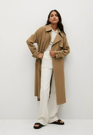 Trenchcoat - marron moyen