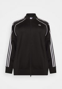 adidas Originals - TRACKTOP - Bomber Jacket - black/white - 0