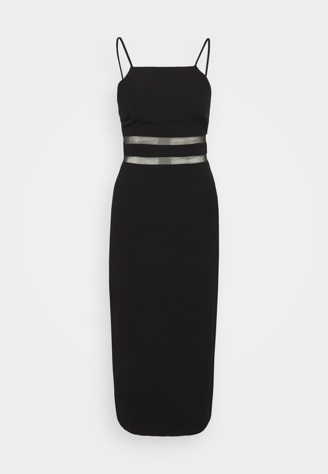 WORK DRESS - Cocktailjurk - black