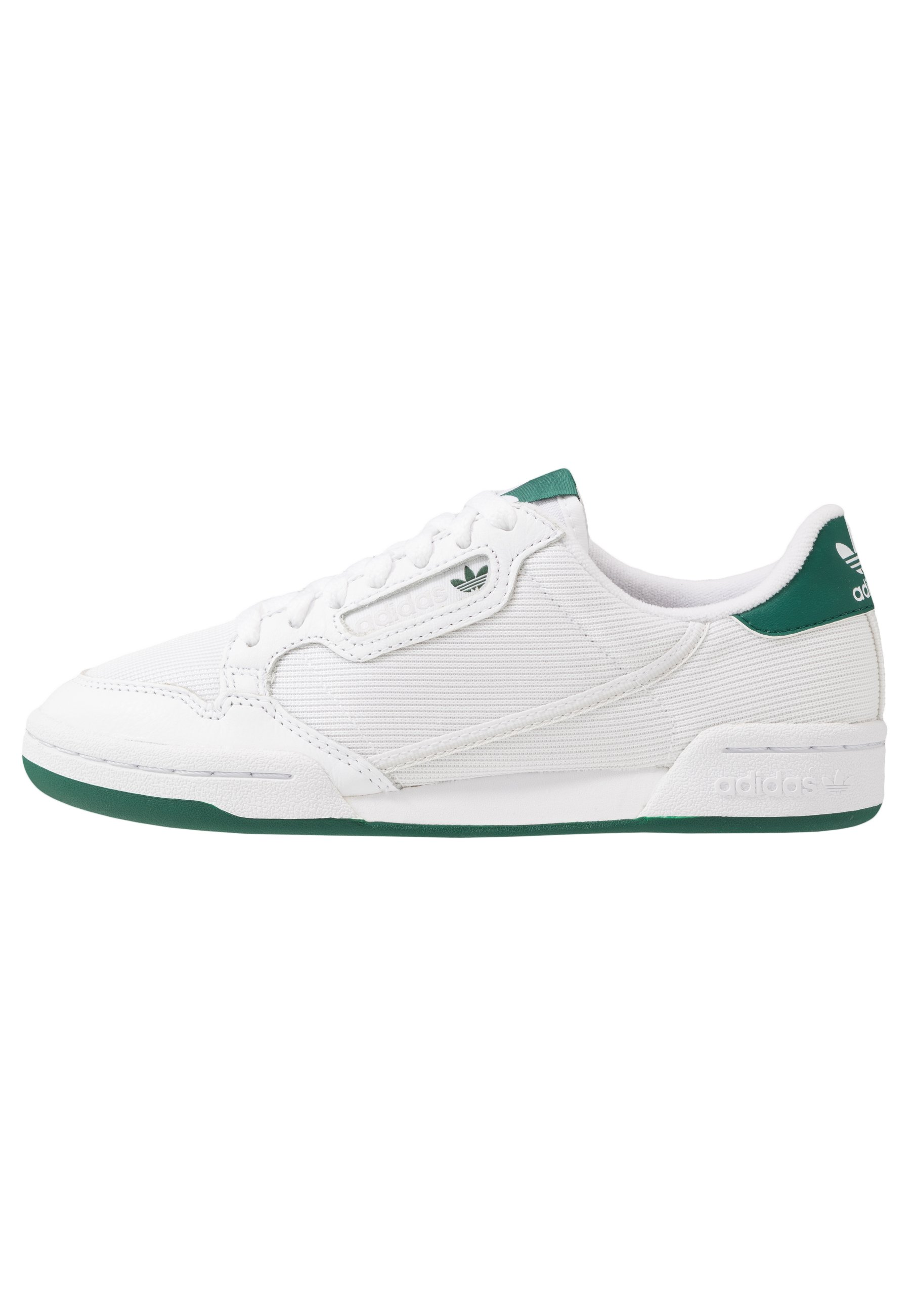 CONTINENTAL 80 - Trainers - footwear white/grey one/collegiate green