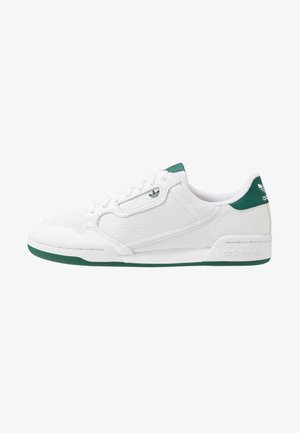 CONTINENTAL 80 - Sneakers basse - footwear white/grey one/collegiate green