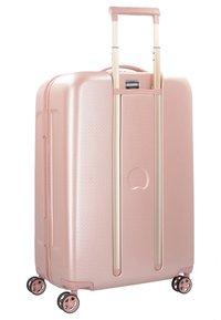 Delsey - TURENNE - Wheeled suitcase - light pink - 1