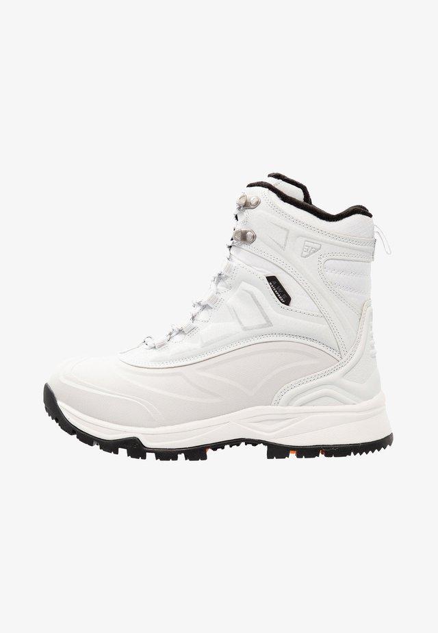 ASMERA - Stabilty running shoes - white