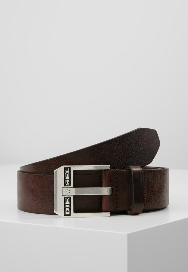 BLUESTAR BELT - Pásek - brown
