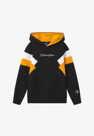 ROCHESTER CHAMPION LOGO HOODED - Huppari - black