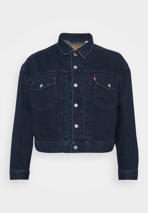 PL HERITAGE TRUCKER - Denim jacket - exact change trucker