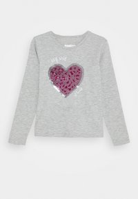 Staccato - Long sleeved top - silver melange - 0