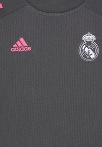 adidas Performance - REAL MADRID AEROREADY SPORTS FOOTBALL - Club wear - grefiv - 2