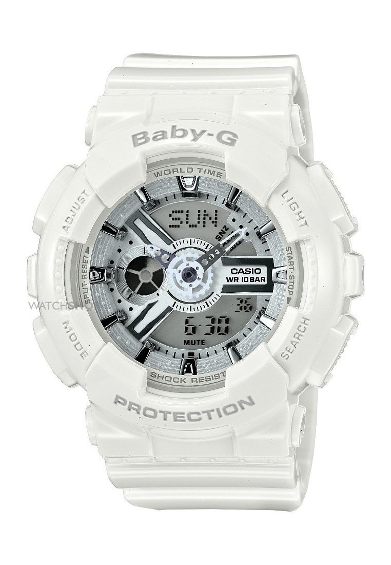 BABY-G - BABY-G - Chronograph watch - wit