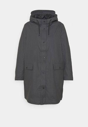 VMASTA COATED JACKET - Klasický kabát - asphalt