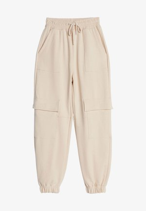 Trousers - stone