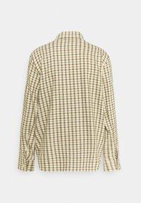 Marc O'Polo DENIM - THE CHECKED SHACKET - Summer jacket - multi/fresh herbs - 1