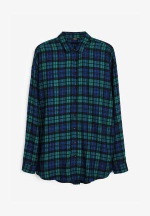 Boyfriend  - Button-down blouse - teal