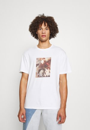 ANGELS UNISEX - Print T-shirt - off white