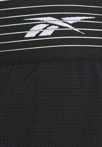Reebok - EPIC SHORT  - Sports shorts - black - 5