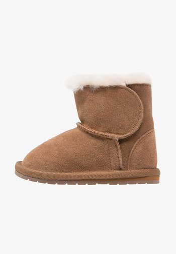 TODDLER - Baby shoes - chestnut