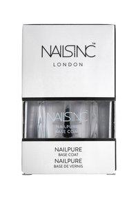 Nails Inc - NAILPURE BASE COAT - Nail polish - 7381 neutral - 1