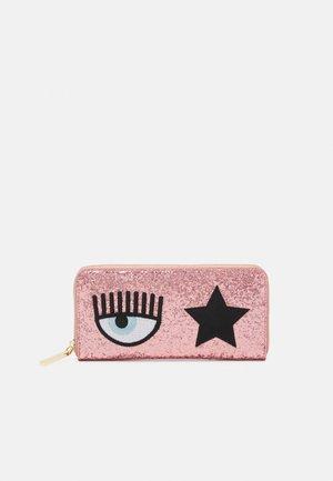 RANGE EYE STAR - Wallet - sachet pink