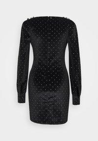 Guess - RANIA DRESS - Day dress - jet black - 1