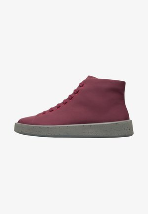 TOGETHER ECOALF - Sneakers hoog - burgund