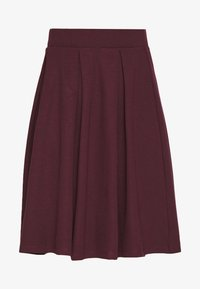 Anna Field Tall - A-line skirt - winetasting - 3