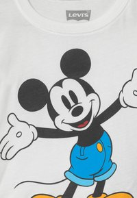 Levi's® - MICKEY MOUSE HAPPY  - Print T-shirt - white - 2