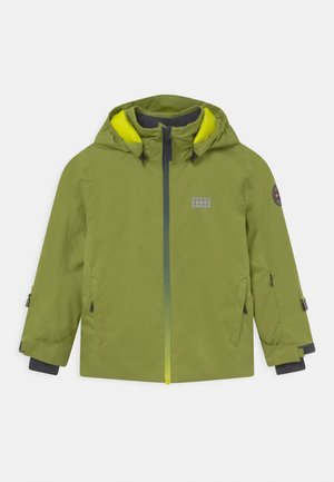 JEBEL UNISEX - Snowboard jacket - green