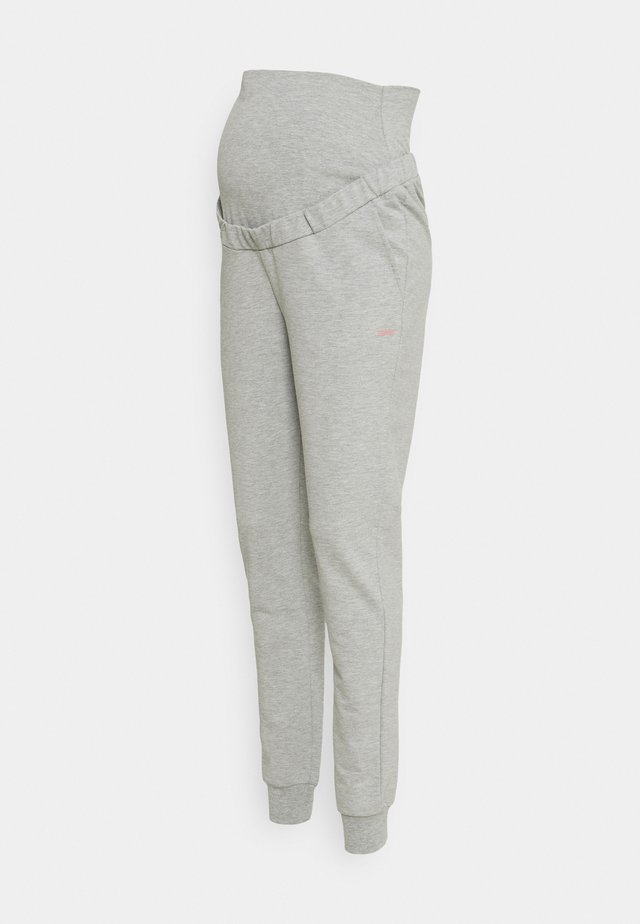PANT - Spodnie treningowe - medium grey melange