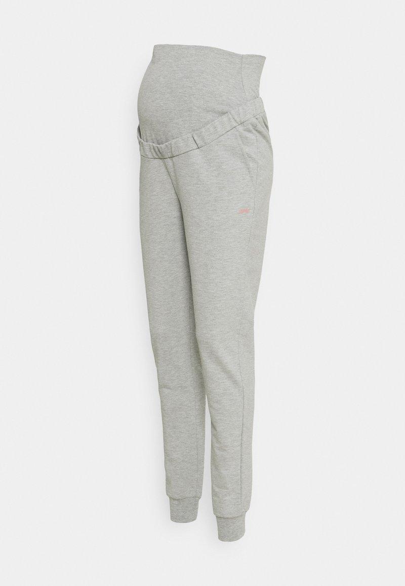 Esprit Maternity - PANT - Tracksuit bottoms - medium grey melange
