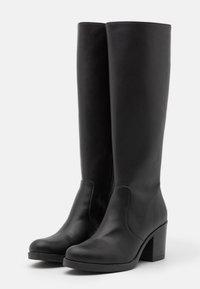NAE Vegan Shoes - ANDREA  - Saappaat - black - 2