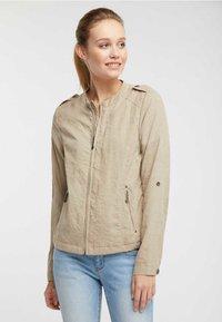 DreiMaster - Summer jacket - sand - 0