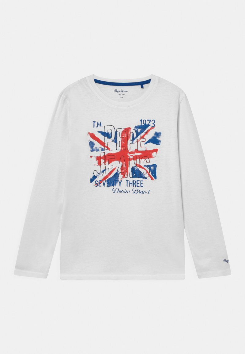 Pepe Jeans - Long sleeved top - optic white