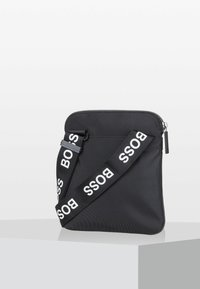 BOSS - PIXEL BW  - Across body bag - black - 2