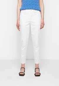 Polo Ralph Lauren - MODERN STRETCH - Trousers - deckwash white - 2