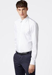 BOSS - JENNO SLIM FIT - Formal shirt - white - 0