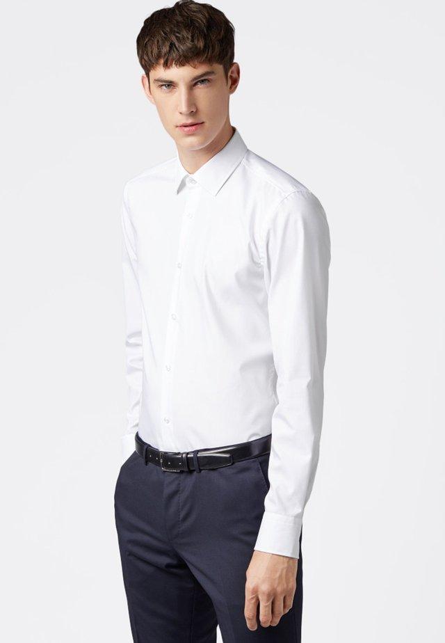 JENNO SLIM FIT - Businesshemd - white
