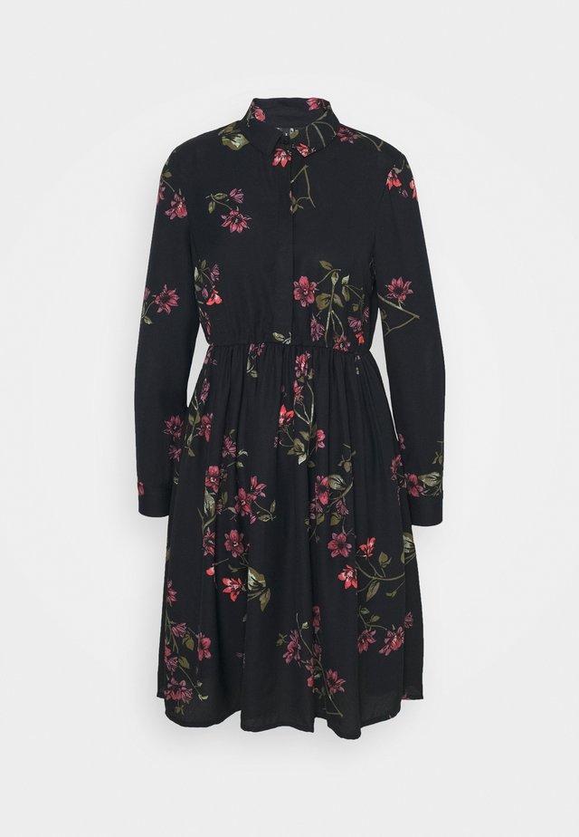 VMGALLIE DRESS TALL - Day dress - black