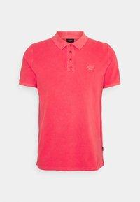 AMBROSIO - Polo shirt - medium red
