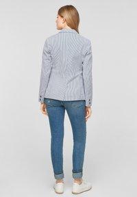 s.Oliver - Blazer - faded blue stripes - 2