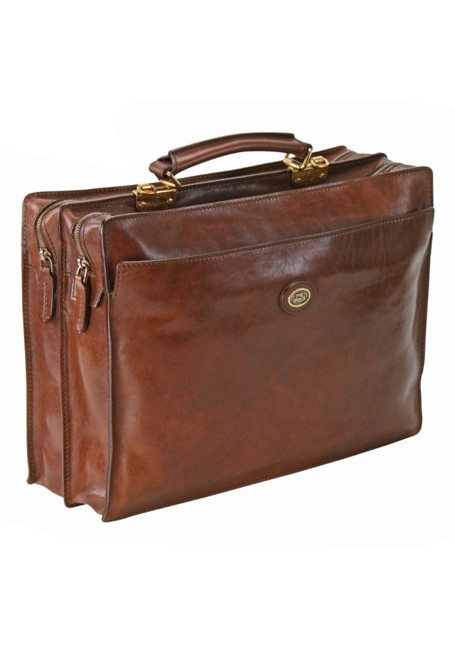 STORY UOMO (40 cm) - Briefcase - marrone
