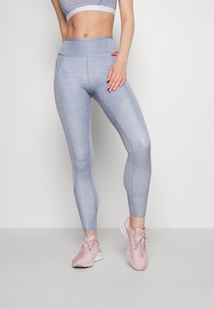 ONE LUXE - Tights - ashen slate heather