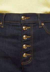 Tory Burch - Straight leg jeans - resin rinse - 3
