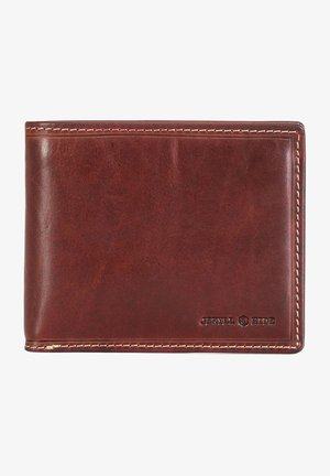 OXFORD G - Wallet - coffee