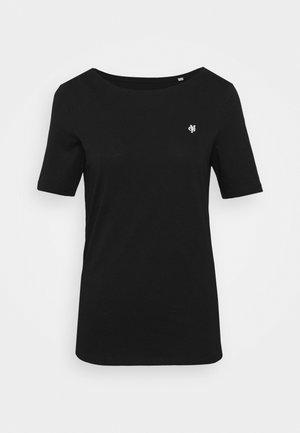 SHORT SLEEVE ROUNDNECK - T-Shirt basic - black