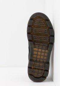 Dr. Martens - BONNY TECH - Lace-up ankle boots - black - 4