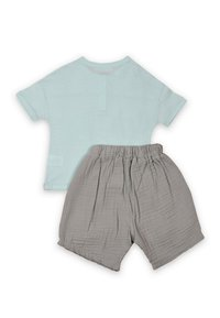 Cigit - SET - Shorts - turquoise/grey - 1