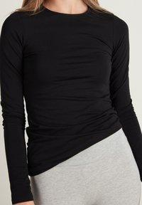 Tezenis - Long sleeved top - nero - 0